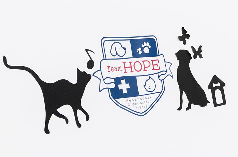 「Team HOPE」の加盟病院です